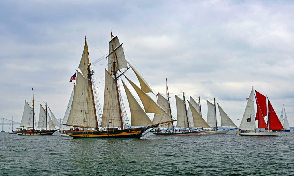 Great Chesapeake Schooner Race